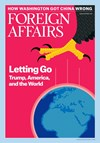 Foreign Affairs Magazine | 3/1/2018 Cover