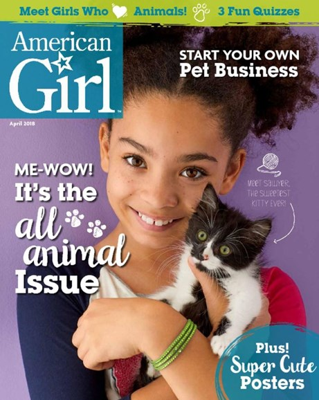 American Girl Cover - 3/1/2018