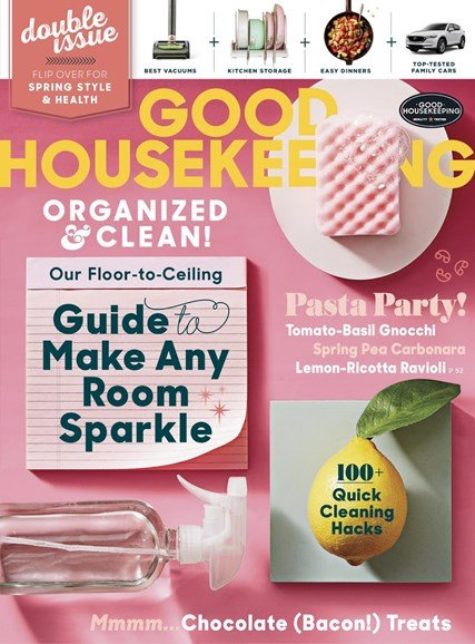 Good Housekeeping Cover - 3/1/2018