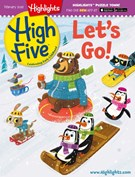 High Five Magazine 2/1/2018