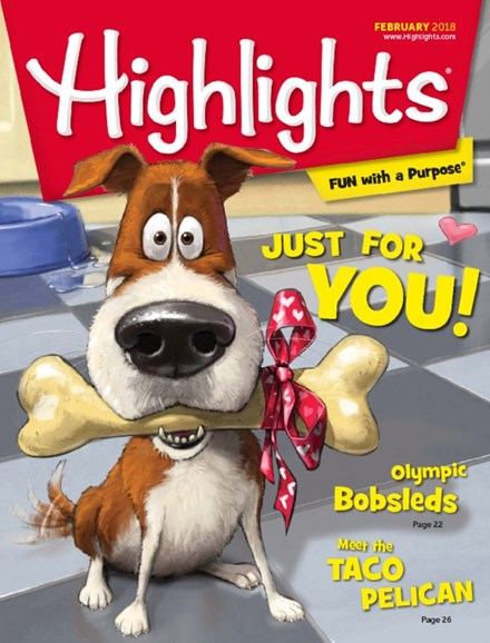 Highlights Cover - 2/1/2018