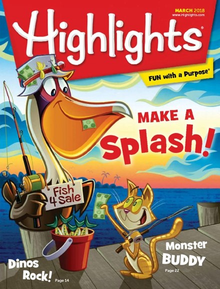 Highlights Cover - 3/1/2018