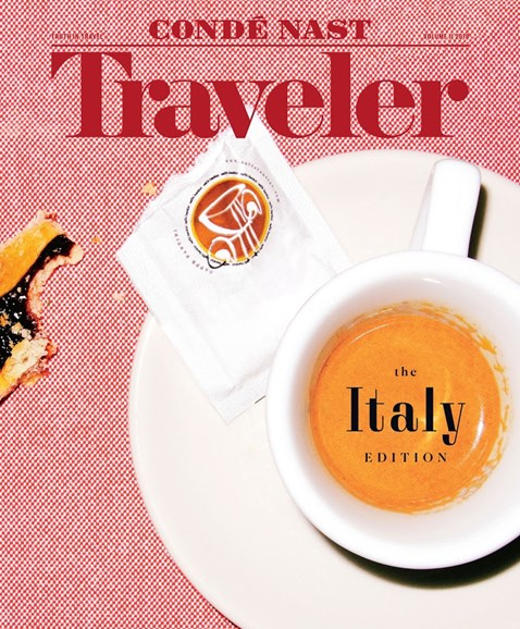 Condé Nast Traveler Cover - 2/1/2018