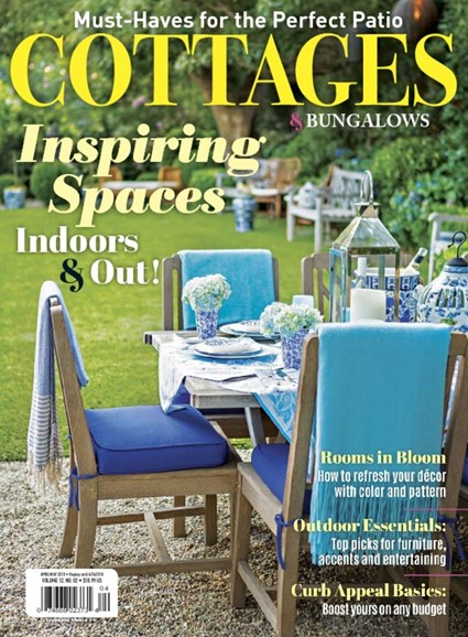Cottages & Bungalows Cover - 4/1/2018