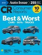 Consumer Reports Magazine 4/1/2018