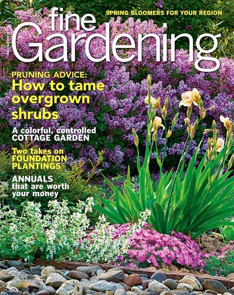 Fine Gardening Cover - 4/1/2018
