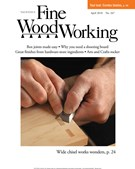 Fine Woodworking Magazine 3/1/2018