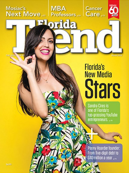 Florida Trend Cover - 3/1/2018