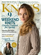 Interweave Knits Magazine 3/1/2018