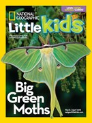 National Geographic Little Kids Magazine 3/1/2018