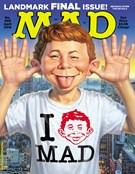 Mad Magazine 4/1/2018