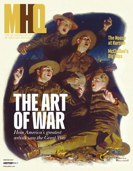 MHQ: Military History Quarterly Cover - 12/1/2016