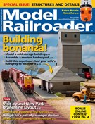 Model Railroader Magazine 3/1/2018
