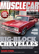 Muscle Car Review Magazine 3/1/2018