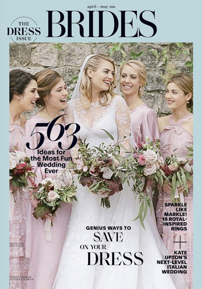 Brides Cover - 4/1/2018
