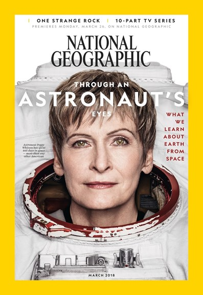 National Geographic Cover - 3/1/2018