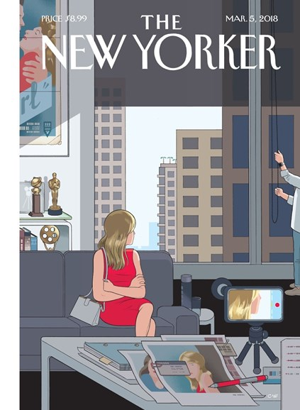 The New Yorker Cover - 3/5/2018