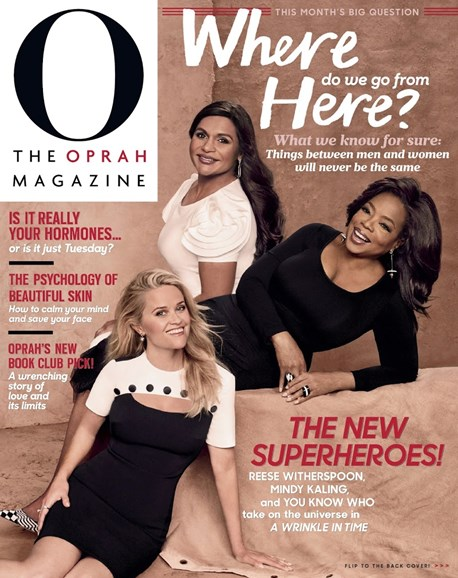 O The Oprah Cover - 3/1/2018