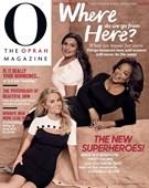 O The Oprah Magazine 3/1/2018