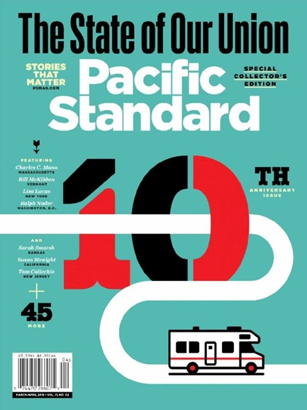 Pacific Standard Cover - 3/1/2018