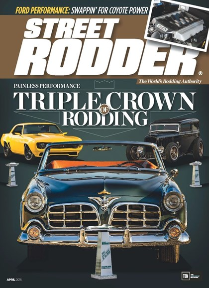 Street Rodder Cover - 4/1/2018