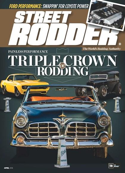Street Rodder Cover - 4/1/2018