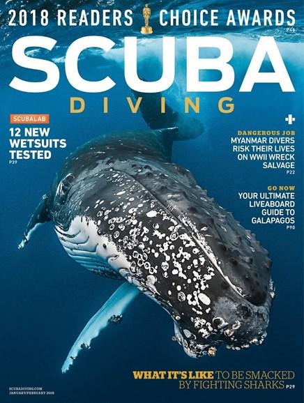 Scuba Diving Cover - 1/1/2018