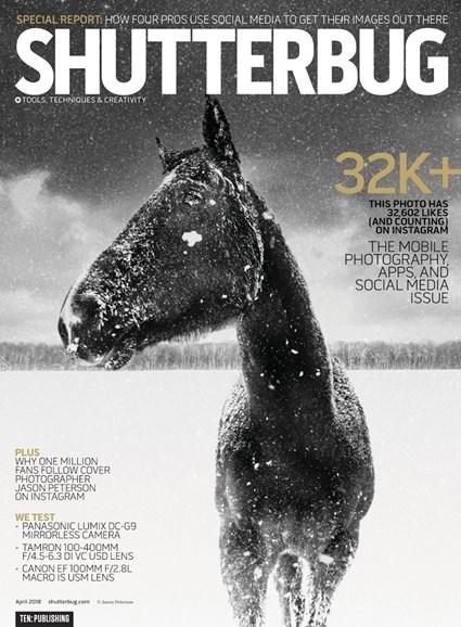Shutterbug Cover - 4/1/2018