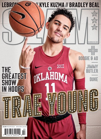 Slam Cover - 3/1/2018