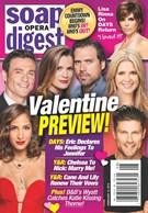 Soap Opera Digest Magazine 2/19/2018