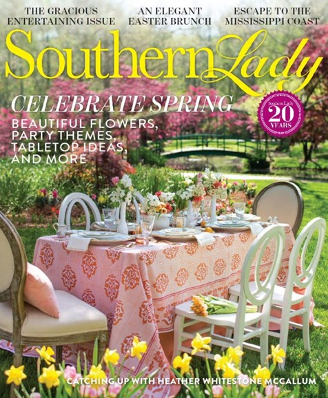 Southern Lady Cover - 3/1/2018
