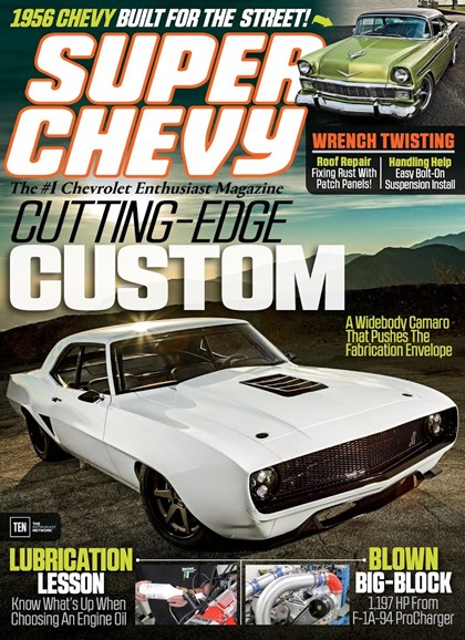 Super Chevy Cover - 4/1/2018