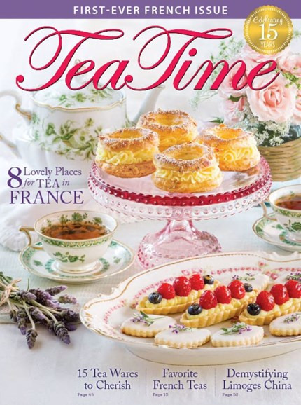 Tea Time Cover - 3/1/2018