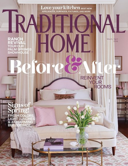 Traditional Home Cover - 3/1/2018