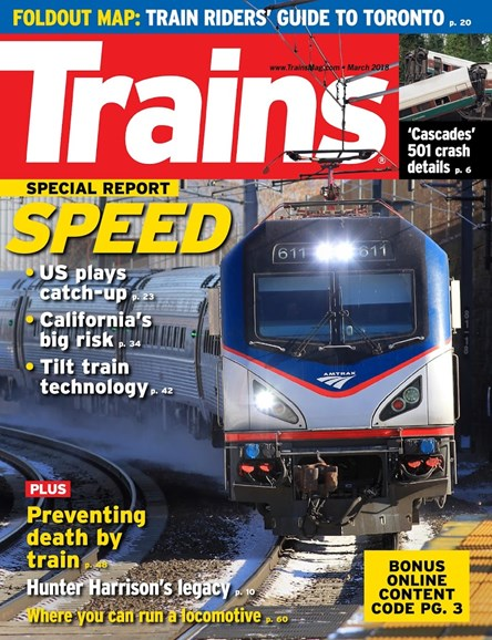 Trains Cover - 3/1/2018