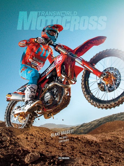 Transworld Motocross Cover - 3/1/2018