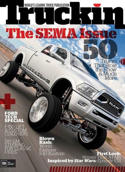 Truckin' Cover - 2/22/2018