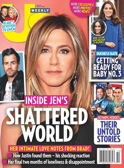 Us Weekly Cover - 3/5/2018