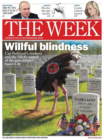 The Week Cover - 3/2/2018