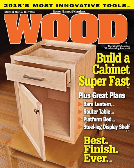 Wood Cover - 12/1/2017