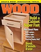 Wood Magazine 12/1/2017
