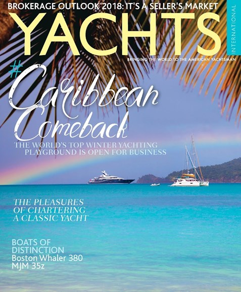 Yachts International Cover - 3/1/2018
