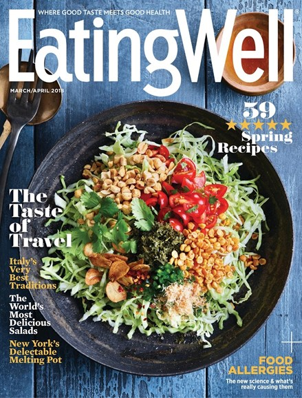 EatingWell Cover - 3/1/2018