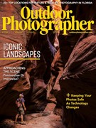 Outdoor Photographer Magazine 3/1/2018