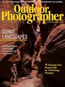 Outdoor Photographer Magazine 3/1/2018