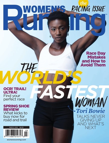 Women's Running Cover - 3/1/2018