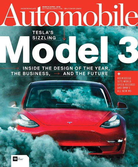 Automobile Cover - 3/1/2018