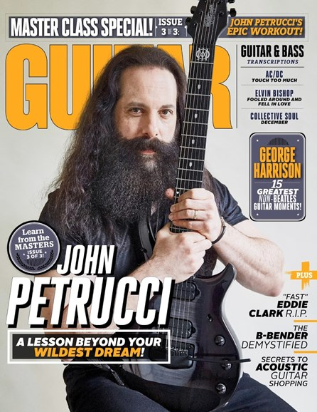 Guitar World Cover - 4/1/2018
