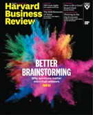 Harvard Business Review Magazine 3/1/2018