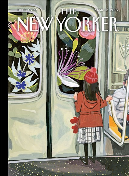 The New Yorker Cover - 3/12/2018